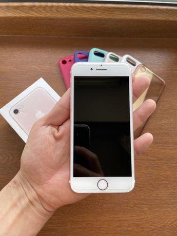 "iPhone 7 ""128gb"" розовый"