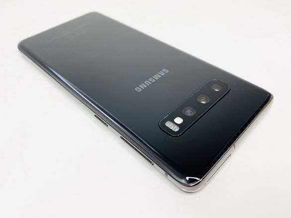 Samsung Galaxy S10 128GB Prism Black Отличен! Гаранция!