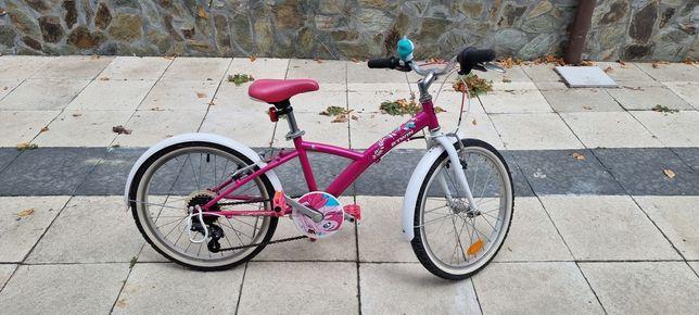 Bicicleta copii Btwin, Mistigirl 500, cadru de 20