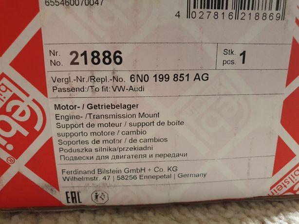 Tampon anti rasturnare  Suport motor VW Lupo 1.0