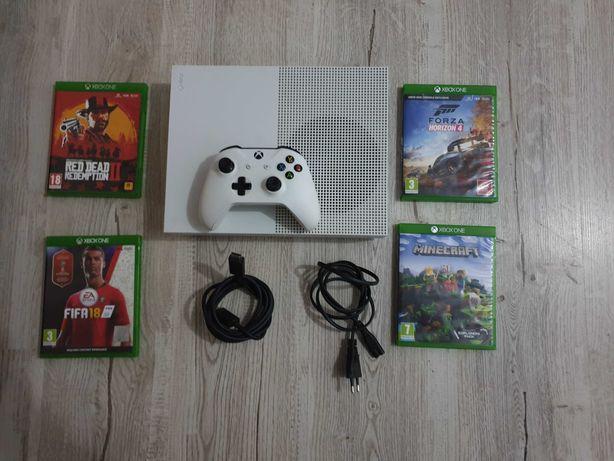 Xbox One S 500 GB +4 jocuri