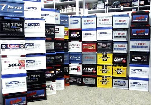 Доставка прием продажа аккумуляторов