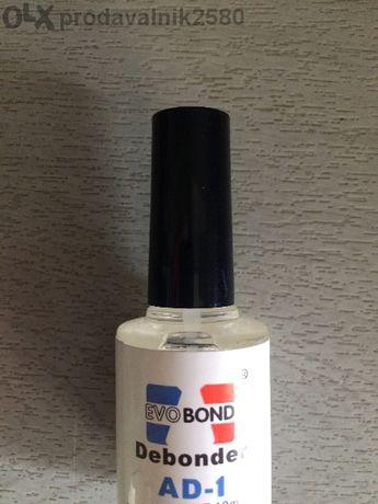 Течност за премахване разтваряне на ув лепило / uv loca glue