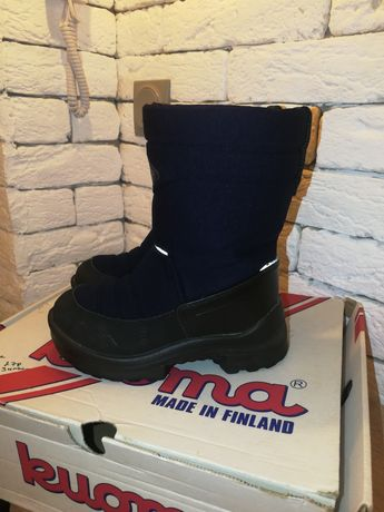 Продам детские зимние ботинки Kuoma