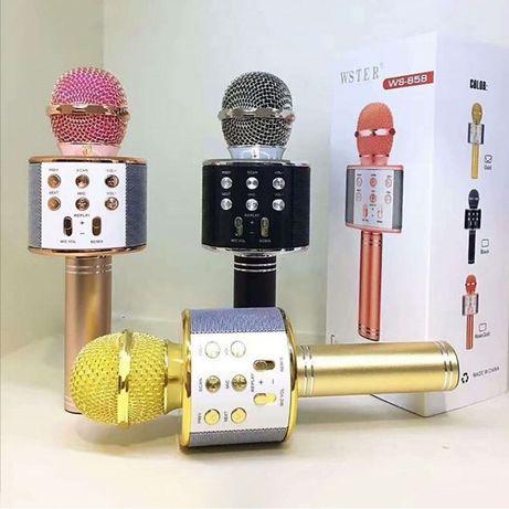 Беспроводной микрофон для караоке .Blutooth