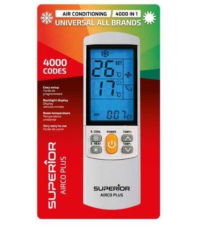Telecomanda universala aer conditionat , 4000 modele , Airco Plus