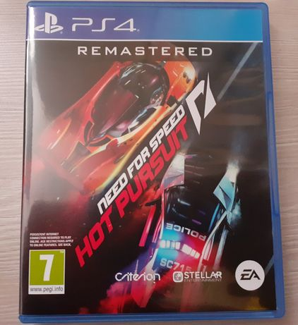 Need for Speed Hot Pursuit PS 4