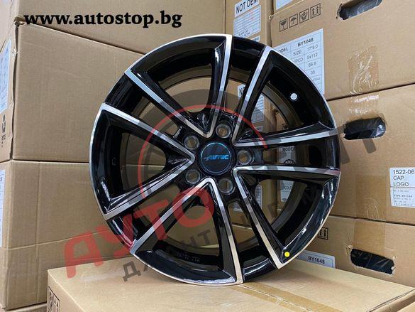 15 16 17 Джанти Autec Yucon 5x100 5x114 5x108 Peugeot Toyota Nissan