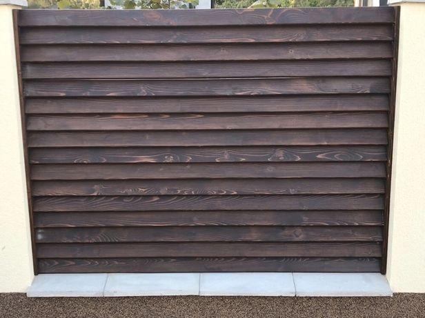 Gard lemn molid 200/150