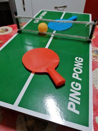 Vând joc, tennis de masa miniatură.