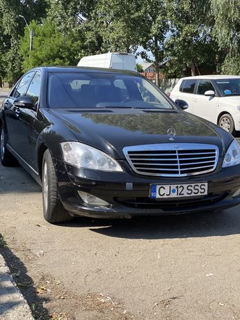 Mercedes S Class 2007
