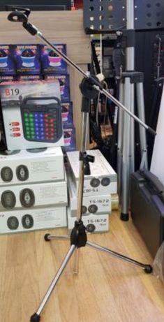 Stativ Microfon reglabil brat si picioare pliabile nuca inclusa