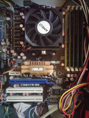 Компютър настолен - ASUS M3N78-EM