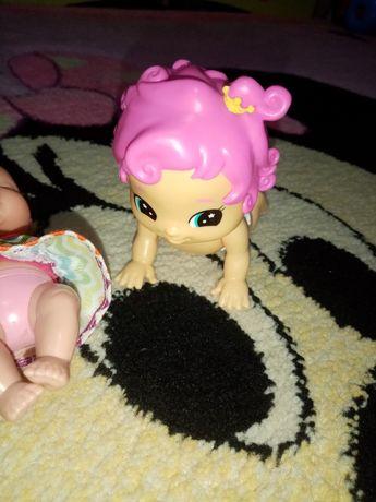 Bebeluș cu funcții Little Live Babies+Minnie
