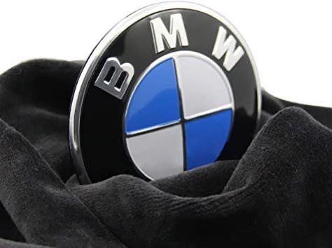 Emblema Logo Capota Portbagaj 82mm 74mm BMW E30 E34 E36 E39 E46 E60 E6