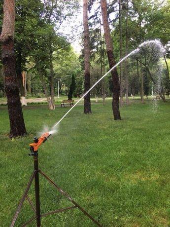 Aspersoare irigații rotative tunuri apa ploaie