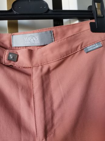 Дамски оригинален  панталон Versace