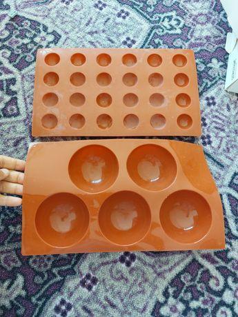 Формочки для шоколадной сферы