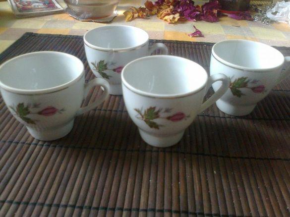 Чашки за Греяна Ракия, също и за кафе,КРАСИВИ,УДОБНИ.Отлично състояние