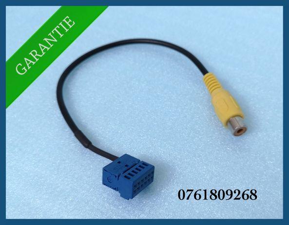Cablu adaptor RCA camera marsarier Radio RCD330 G VW SKODA SEAT