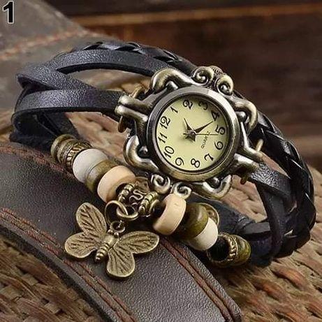 Дамски часовник, тип комплект с гривни