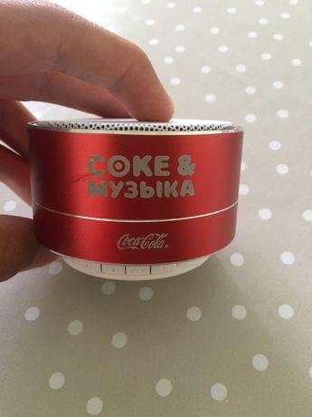 Колонка coke&musik