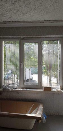 Продам пластиковые окна, б/у