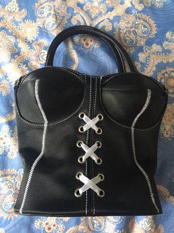 Poseta / Geanta tip corset