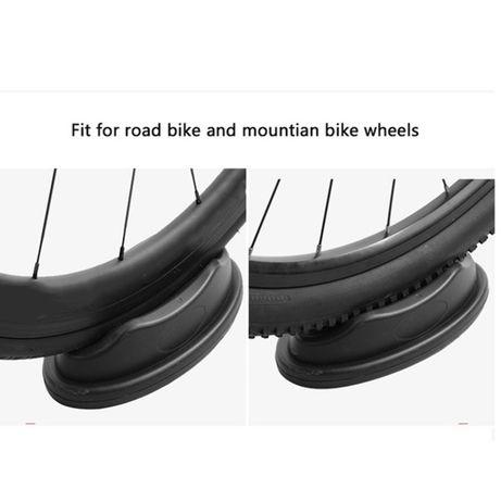 Suport roata fata bicicleta pt home trainer stabilizator cursiera mtb