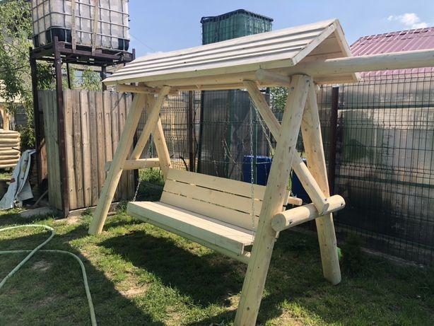 Mobilier de gradini balansoar foisor masa scaune