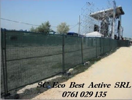 Inchirieri Garduri Mobile - Panou Mare (3,5x2m) - Voluntari, Ilfov