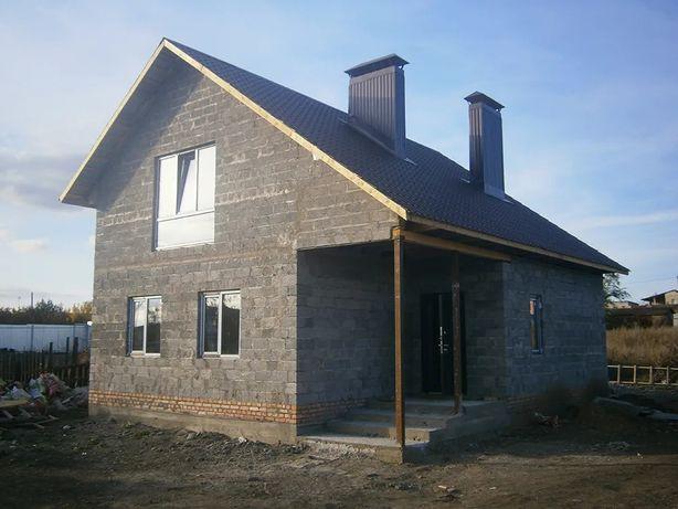 Бос бригада бар, крыша  клатка  бетон  стяжки газаблок шлакаблок