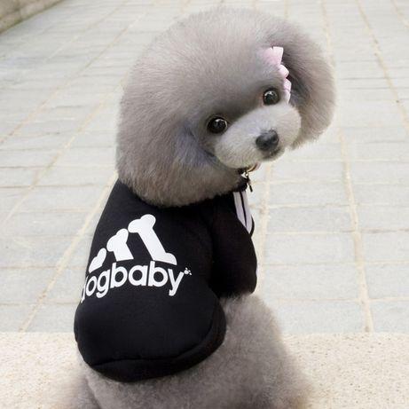 Кучешка дрешка-черна