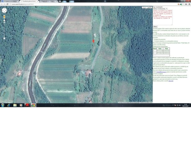 Vanzare teren 5260 mp comuna ribita, hunedoara