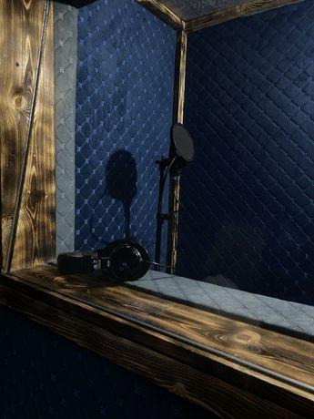 Студия звукозаписи/аранжировки/дикторы/сведение/мастеринг/от 4000 тг.
