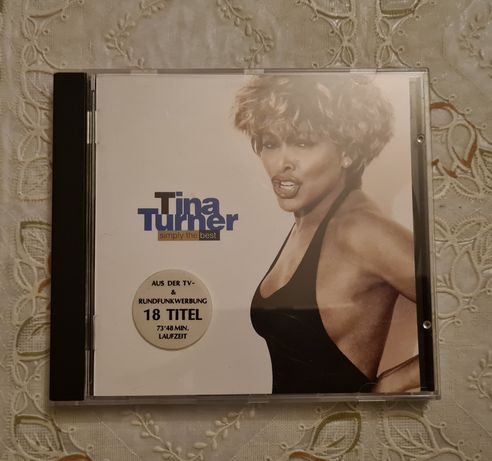 Tina Turner - Simply The Best CD Audio
