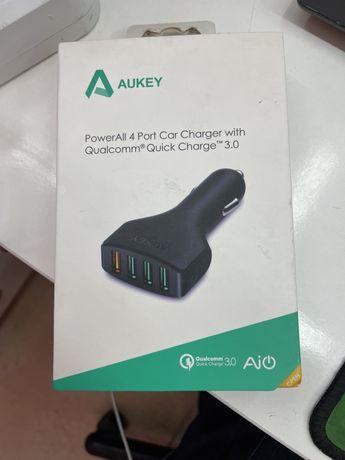 USB адаптер для прикуривателя
