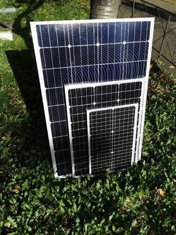 Panou solar fotovoltaic 30W 50W 60W 100W Monocristalin 12V