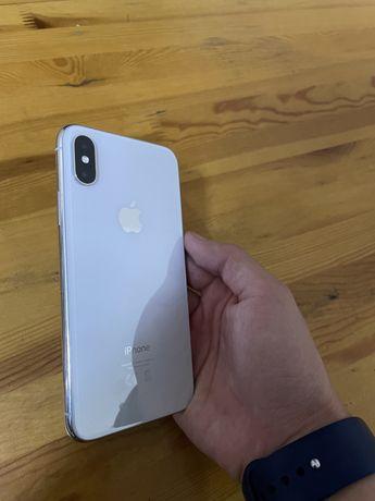 iPhone X 256 Gb белый