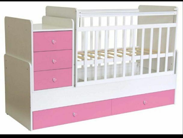 Кровать детский трансформер