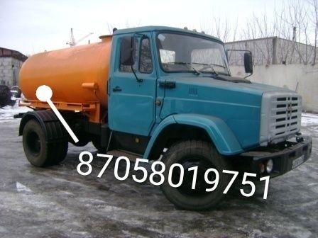 Услуги ассенизатора ЗИЛ, откачка септиков.