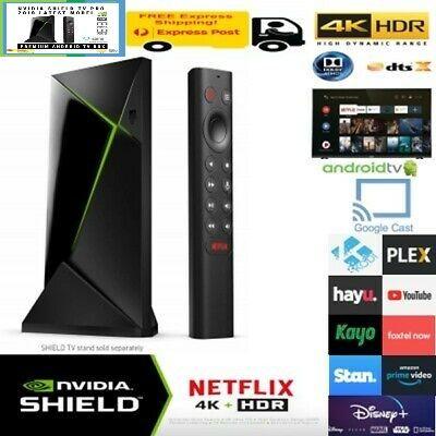 Nvidia SHIELD TV PRO TOP1WorldBox2020 3/16 GB Kodi18.8 SIGILAT Buyback