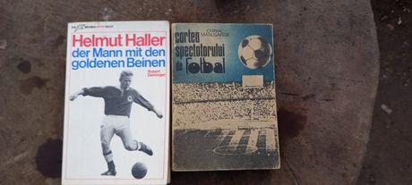 Vând cărți fotbal
