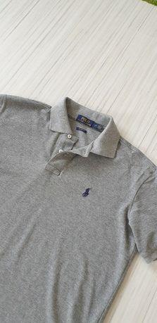 POLO Ralph Lauren Pique Custom Fit Mens Size L ОРИГИНАЛ! НОВО!