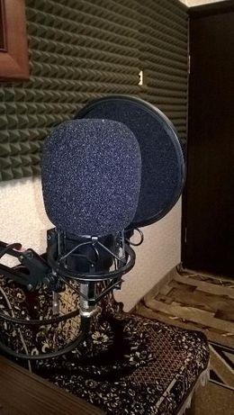 Студия звукозаписи на дому - 5000 тенге
