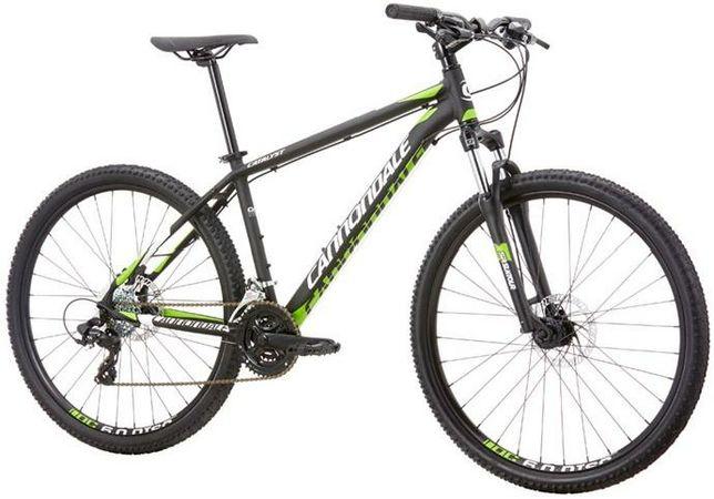 Горный велосипед Canondale Catalyst 3, M, черно-зеленый