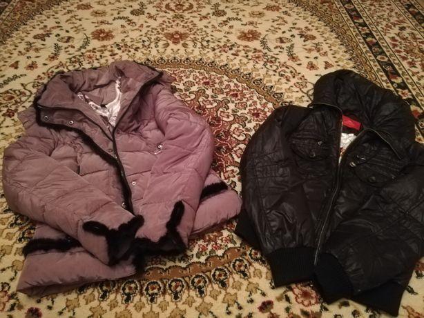 Женские куртки 42-44размер