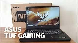 Ноутбук ASUS TUF Gaming FX505DT 144 Mgh 16 gb.