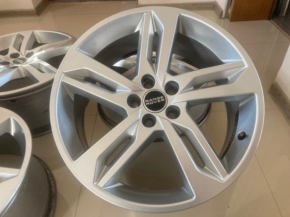 """Оригинални джанти Range Rover Sport / Evoque 19"""" 5х108"""