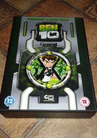 BEN 10 - colectie completa 12 DVD - dublat romana